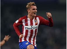 Antoine Griezmann to Manchester United Atletico Madrid