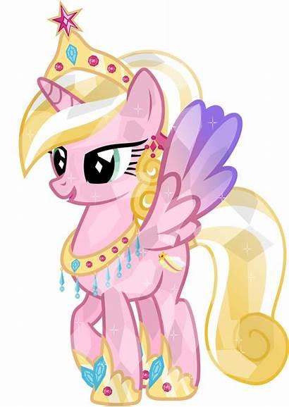 Pony Mlp Crystal Ponies Princess Cadence Ponys