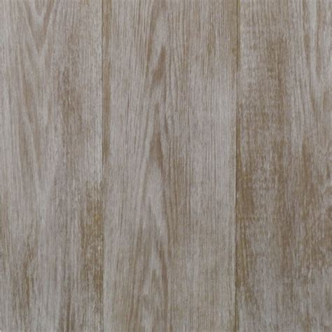 lowes flooring wood tile allen roth 6 06 in w x 3 96 ft l whitewash barnboard smooth laminate wood planks lowe s canada