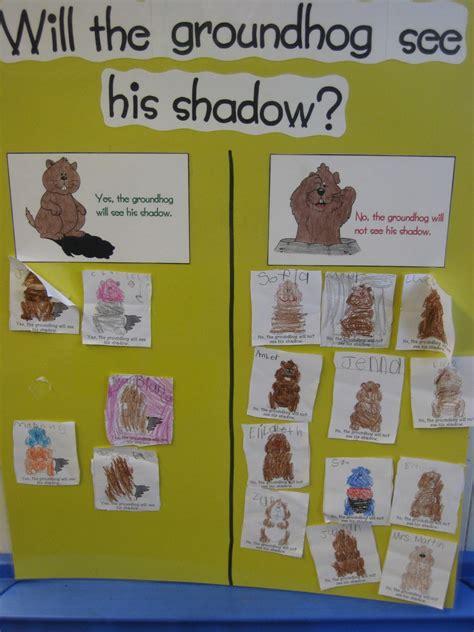 kindergarten hoppenings  gobblers knob  groundhog