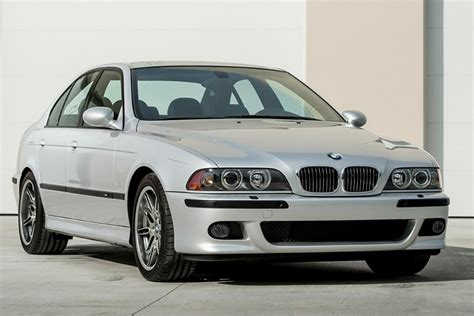 Für bmw e39 spoiler m5 tuning aileron becquet alettone aero painted cosmos black. This 16-year-old BMW M5 sold for £137,000