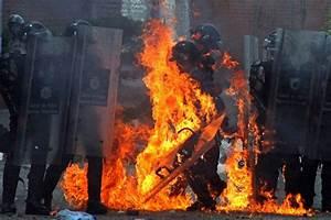 Venezuela Prepares for Unrest