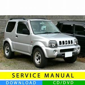 Suzuki Jimny Iii Service Manual  1998