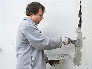 Risse In Der Wand Ausbessern : riss in der wand ~ Articles-book.com Haus und Dekorationen