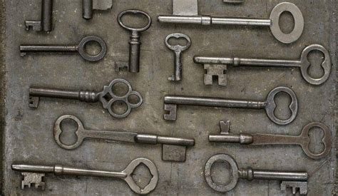 Different Old Types Of Keys Wallpapers Hd / Desktop And