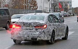 2021 Bmw M3 Prototype Spied With A Manual Transmission