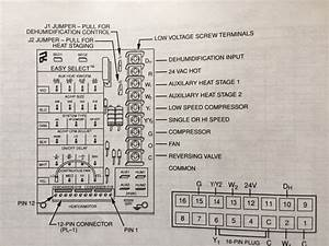 Carrier To Honeywell Thermostat Wiring - Hvac