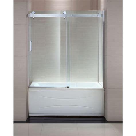 Beautiful Home Depot Bathroom Glass Doors • The Ignite Show