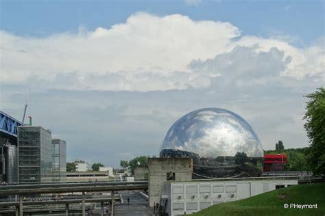 geode reflects  surroundings   cite des sciences