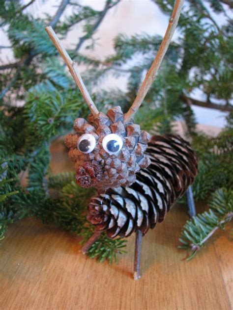 images  pine cone petz  pinterest crafts
