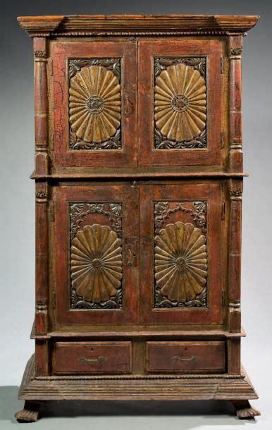 colonial kitchen cabinets cabinet h 191 cm w 109 cm d 53 cm polychrome 2304
