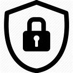 Lock Security Shield Cropped Secure Messaging Apps