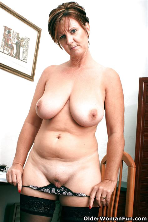 Hot Amateur Mature 50 Year Old Joy Collection From