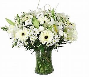 Bouquet Fleurs Blanches : superbes images ~ Premium-room.com Idées de Décoration