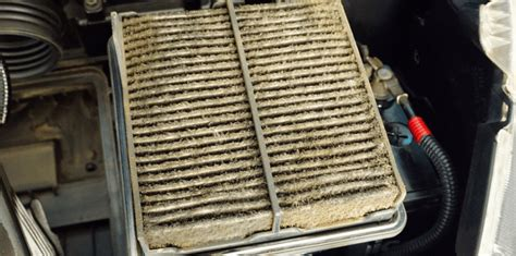 inspect  replace  cars cabin air filter