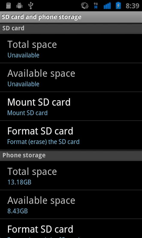 how to format sd card for android external sd how to properly format a microsd card for