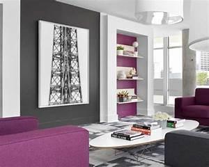 modern interior design 9 decor and paint color schemes With couleur peinture salon tendance 0 deco salon couleur tendance e4 taupe gris elephant