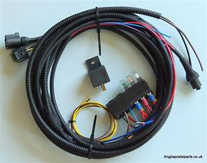 Webasto Thermo Top V Diesel Water Heater  Special  12 Volt Harness   Wiring Loom