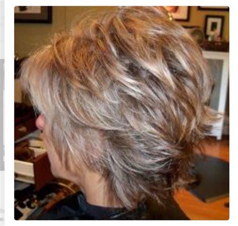image result  short shag front   view hair styles  women   short hair
