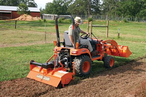 rtr series rotary tillers land pride