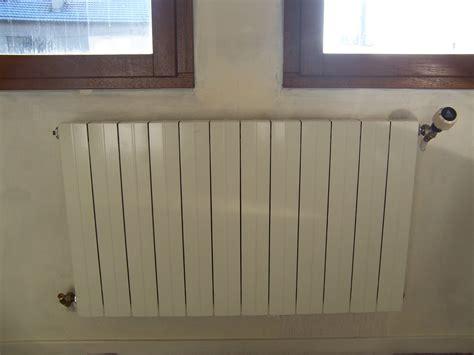 retirer un radiateur au gaz pour repeindre une chambre