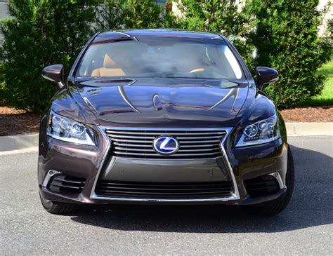 lexus ls   hybrid review driving impressions
