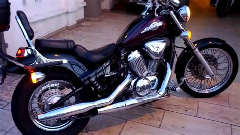 honda shadow vt 600 honda shadow vt600 original sound