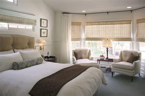 Transitional Master Bedroom