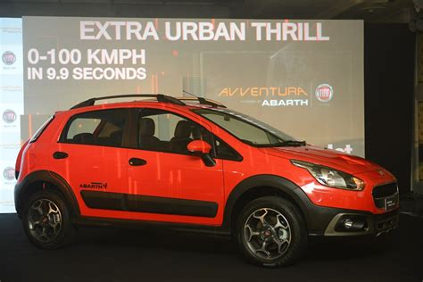 Boat Engine Not Reaching Max Rpm by Fiat Launches Abarth Punto And Avventura Powered By Abarth