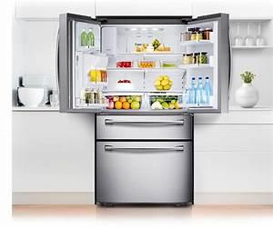 Refrigerateur 80 Cm De Large : r frig rateur multi portes sodastream rf24hsesbsr samsung ~ Dailycaller-alerts.com Idées de Décoration