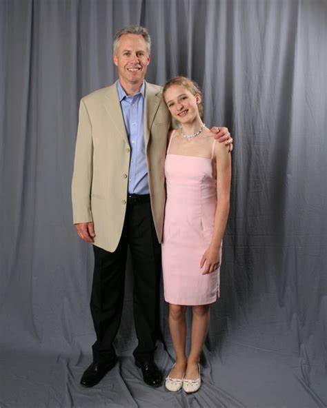 father daughter dance   portraits
