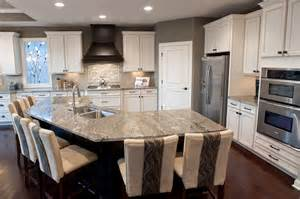 how big is a kitchen island kitchens pendragon