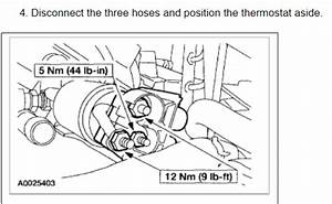 30 2002 Ford Escape Coolant Hose Diagram