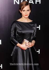 Watson Black Backless Formal Dress New York Premiere