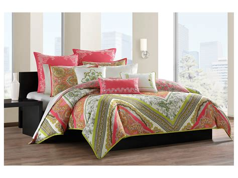 echo design bedding echo design gramercy paisley comforter mini set