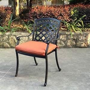 Infinita, Comfort, Care, Aluminum, Stackable, Patio, Dining, Chair, -, Set, Of, 4
