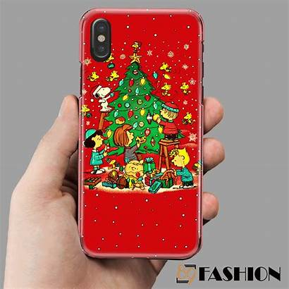 Phone Charlie Brown Christmas Snoopy Case