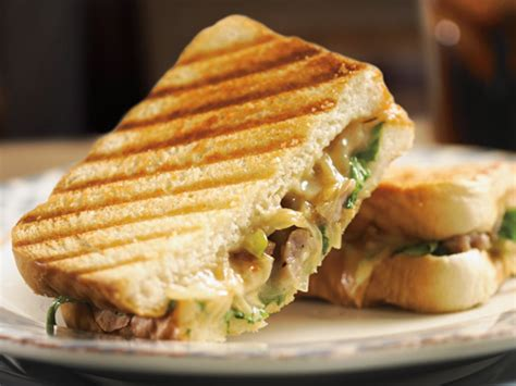 Sandwich Au Fromage Fondant Avec - trempette habanero au queso cremeux