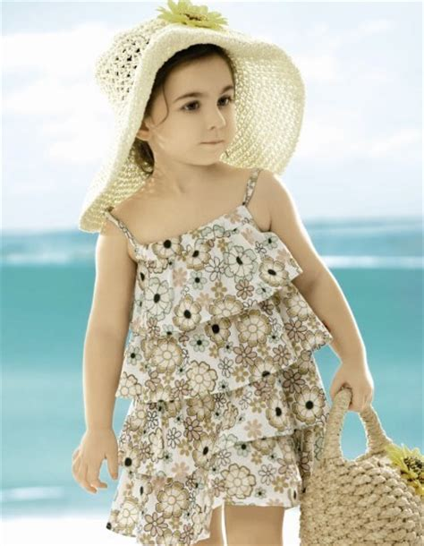 Summer Fashion Outfits for Kids Trends 2015/16