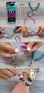Créer Ses Propres Bijoux : 10 diy pour r aliser ses propres bijoux perles bijoux ~ Melissatoandfro.com Idées de Décoration