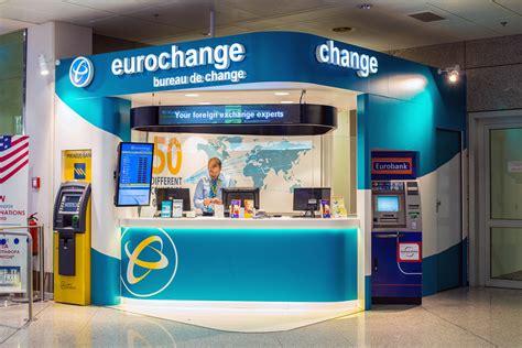 bureau de change bristol airport eurochange exchange servcises