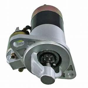 Diesel Starter Motor Wiring Diagram
