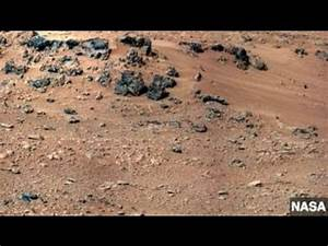 NASA's Curiosity Rover Finds Water in Martian Soil - YouTube