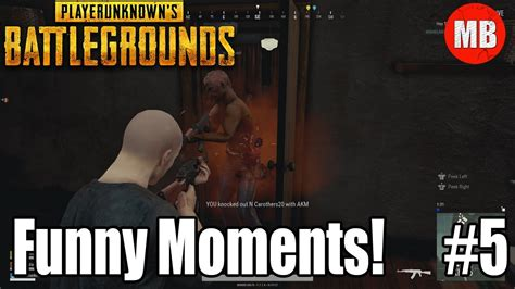 Pubg Xbox One X Funny Moments 5 Youtube