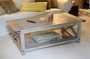 download plans a rustic coffee table plans free With rustic x coffee table plans