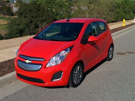 Capsule Review Chevrolet Spark Ev  The Truth About Cars
