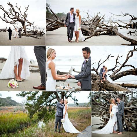 Florida And Georgia Wedding Couples Sun And Sea Beach Weddings