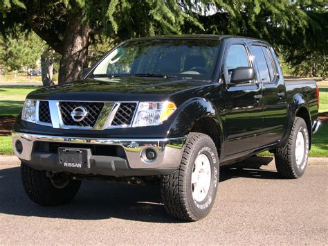 lifted 2006 nissan frontier revtek 2 5 quot front and 1 25 quot rear suspension lift for 05 14