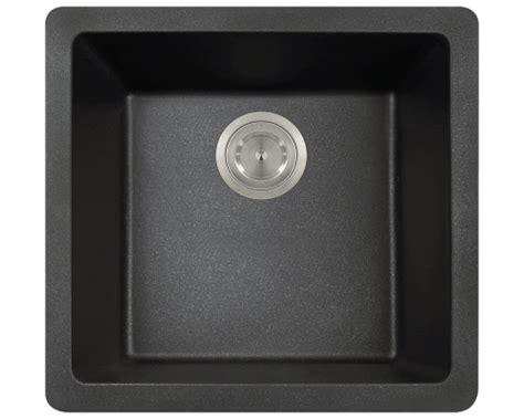 805black Single Bowl Trugranite Sink