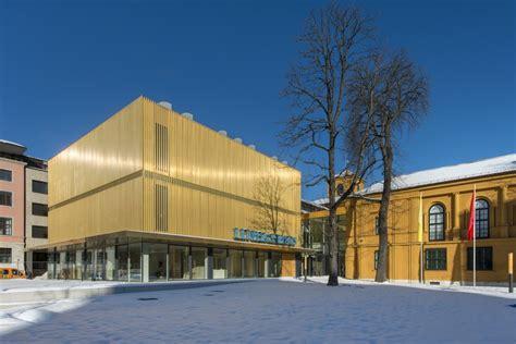 Lenbachhaus Museum, Munich Building By Foster + Partners